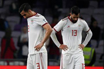 سقوط فوتبال ایران در جدیدترین ردهبندی فیفا