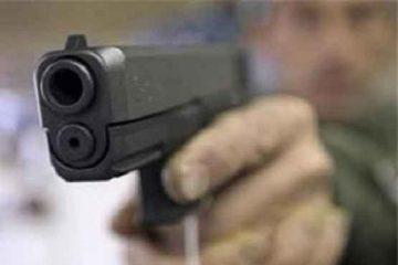 تهدید مسافران مترو با اسلحه پلاستیکی!