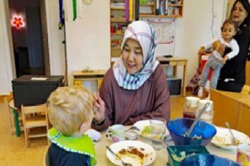 افزایش مربیان مسلمان در مهدکودکهای مسیحی