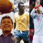 رکوردداران در فوتبال