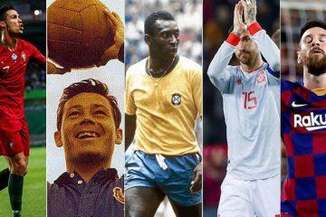 نگاهی به تمام رکوردهای جذاب در فوتبال/ دایی در خطر!