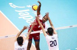 پرونده والیبال ایران با ناکامی برابر لهستان بسته شد