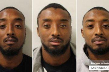 دستگیری سه قلوهای همسان خلافکار در لندن