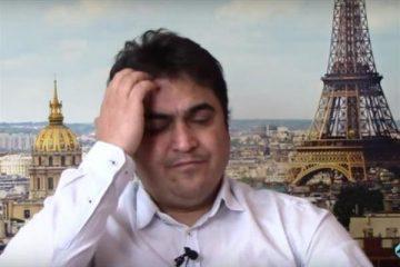 روحالله زم، مدیر کانال «آمد نیوز» دستگیر شد