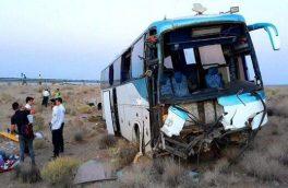 اتوبوس دانشجویان، دوباره حادثهای تلخ آفرید