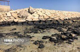افزایش نگران کننده آلودگیهای نفتی در خلیجفارس
