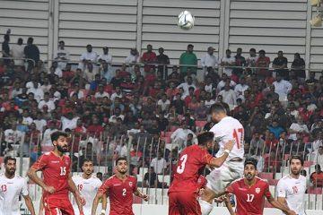 اعتراض مسئولان ورزش ایران به رفتار سخیف تماشاگران بحرین