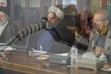 بوی بنزین؛ عیدی حسن روحانی و علی لاریجانی به مردم