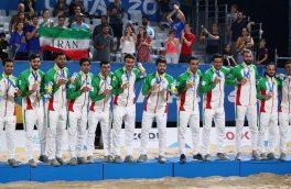 ایران قهرمان جام بین قارهای فوتبال ساحلی