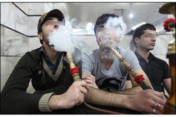 مصرف یکبار «قلیان» برابر با مصرف ۱۰۰ نخ «سیگار»