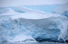 کشف آب گرم زیر یخچال قطب جنوب