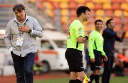 ُسرمربی تیم لیگ برتری که برای بازگشت به خانه پول قرض کرد!