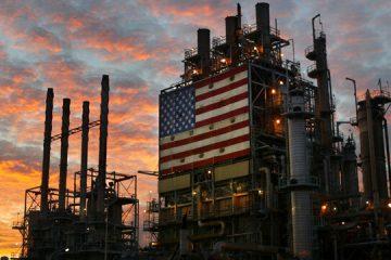 رمزگشایی از پدیده بیسابقه رایگان شدن نفت آمریکا