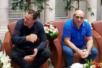 پرداخت هزینههای بادیگارد ویلموتس و مرسدس لاکچری توسط فدراسیون فوتبال!