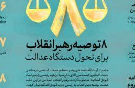 جای خالی تحول در دادگستریهای استانها