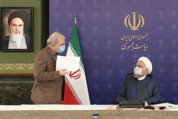 شایعه مخالفت روحانی با تعطیلی تهران و استعفای وزیر بهداشت