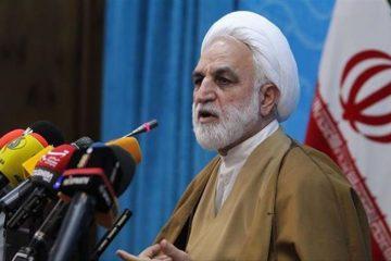 محسنی اژیه به ریاست قوه قضاییه منصوب شد